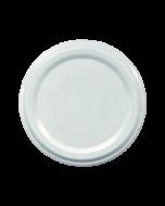 Capac cu filet twist off alb, cod TO48 alb
