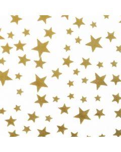 Hartie de matase cu stelute aurii, cod HM56