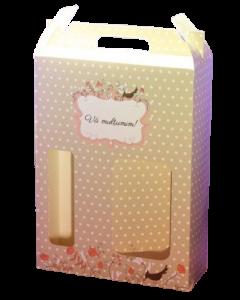 Cutie pentru sticla si caserola, cod CC051R