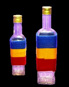 Sticla 500 ml Stof 1 in sfoara colorata, cod HM021