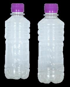 Sticla plastic 330 ml Klara, cod STP013