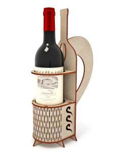 Suport sticla vin Swon, cod LTAV03
