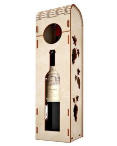 Suport sticla vin, cod LTAV13