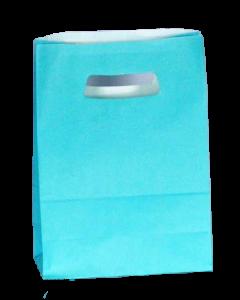 Punga bleu marime M, cod PM bleu