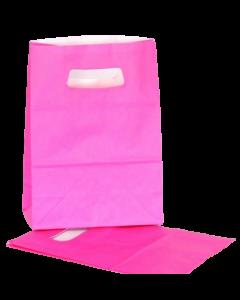 Punga roz marime M, cod PM roz