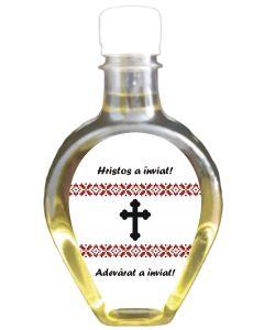 Sticla plastic 330 ml cu eticheta, cod PPP02