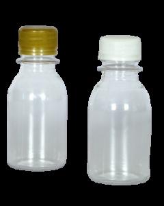 Sticla plastic 100 ml Mini, cod STP000