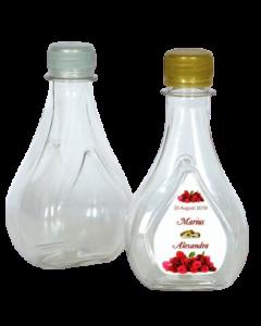 Sticla plastic 250 ml Bella, cod STP004